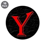 "Only Yes Means Yes Y-Circle 3.5"" Button (10 p"