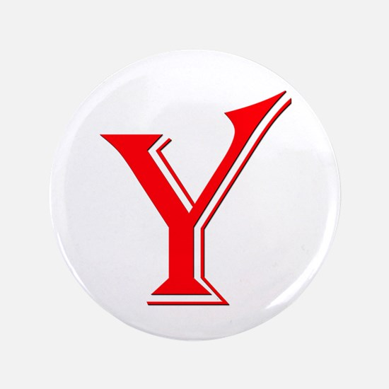 "Y - Yes Means Yes 3.5"" Button"