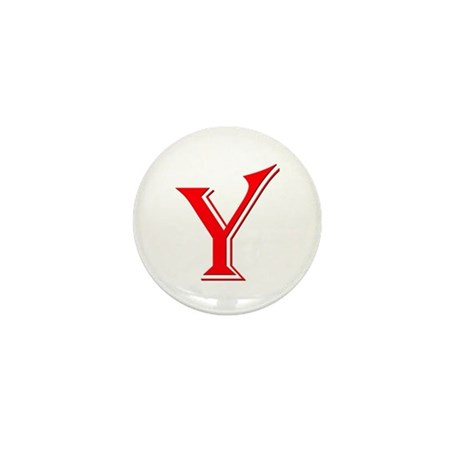 Y - Yes Means Yes Mini Button (100 pack)