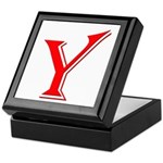 Y - Only Yes Means Yes Keepsake Box