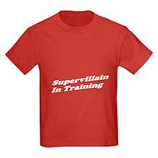 Supervillain In Training