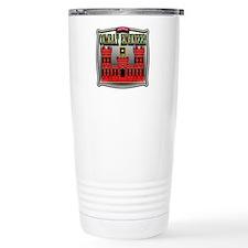 Army Sapper Badge Combat Engineer Travel Mug