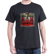 Army Sapper Badge Combat Engineer T-Shirt