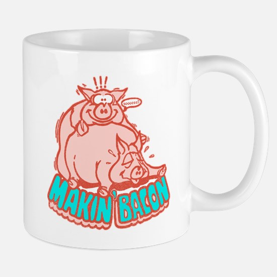 Makin Bacon Pigs Mug