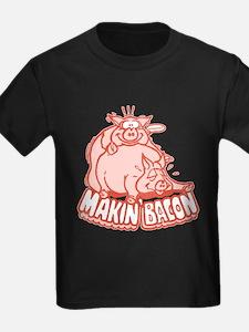 Makin Bacon Pigs T