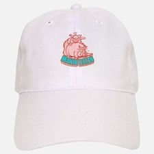 Makin Bacon Pigs Baseball Baseball Cap