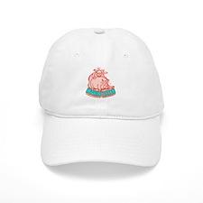 Makin Bacon Pigs Baseball Cap