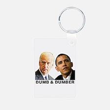 Funny Obama socialist Keychains