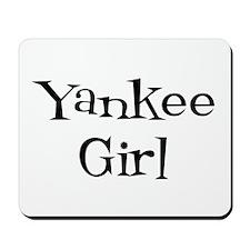 Yankee Girl Mousepad