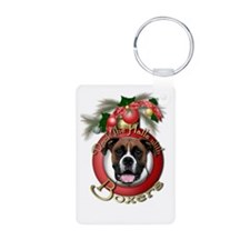 Christmas - Deck the Halls - Boxers Keychains
