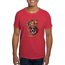 Christmas - Deck the Halls - Boxers T-Shirt