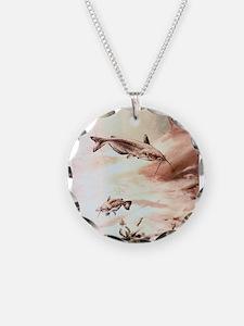 Unique Catfish Necklace