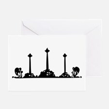 Faust #43 Greeting Cards (Pk of 10)