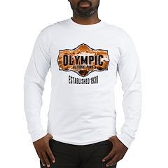 Olympic Pumpkin Long Sleeve T-Shirt