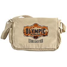 Olympic Pumpkin Messenger Bag