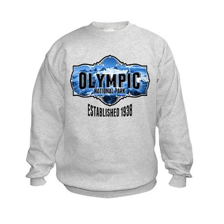 Olympic Ice Kids Sweatshirt
