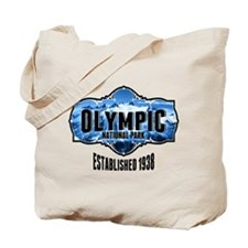 Olympic Ice Tote Bag