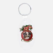 Christmas - Deck the Halls - Aussies Keychains