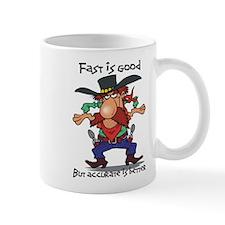 Fast Is Good Mug