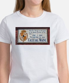 French Quarter Streets Tee