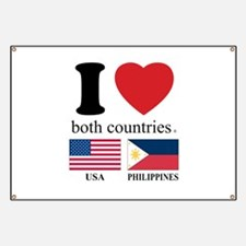 USA-PHILIPPINES Banner