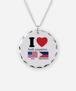 USA-PHILIPPINES Necklace