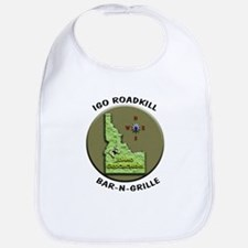Cute Geocachers Bib