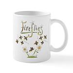 Whimsical Fireflies Mug