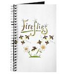 Whimsical Fireflies Journal