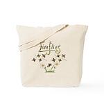 Whimsical Fireflies Tote Bag
