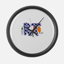 Respiratory Therapy 9 Large Wall Clock