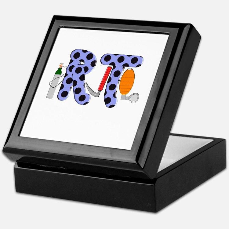 Respiratory Therapy 9 Keepsake Box