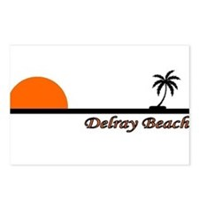 Unique Tropical places Postcards (Package of 8)