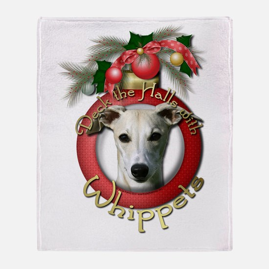 Christmas - Deck the Halls - Whippets Stadium Bla