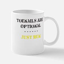 Cute Toenails optional Mug