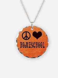 Homeschool Necklace