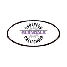 Glendale California Patches