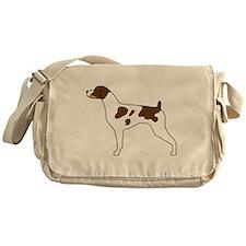 Tricolor Brittany Messenger Bag