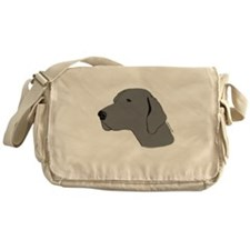 Weim Profile Messenger Bag