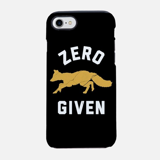 Zero Fox Given 2 iPhone 7 Tough Case