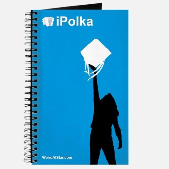 iPolka Parody Journal (Blue Version)