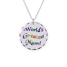 Cute 1 mom Necklace