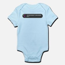 Born (Girl) Infant Bodysuit