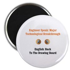 Major Breakthrough Magnet