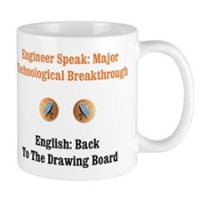 Major Breakthrough Mug
