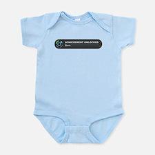 Born (Boy) Infant Bodysuit