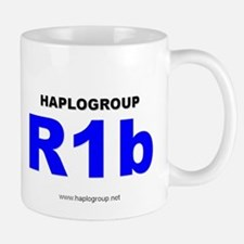 Haplogroup R1B Mug