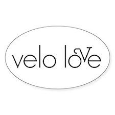Velo Love Decal