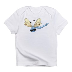 Cool Blue Dragonfly Infant T-Shirt