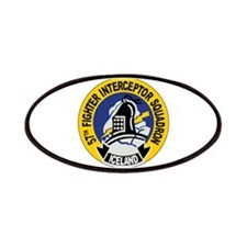 57th Interceptor Squadron Patches
